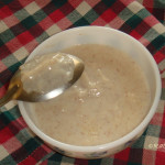 Ragi or Nachani Porridge
