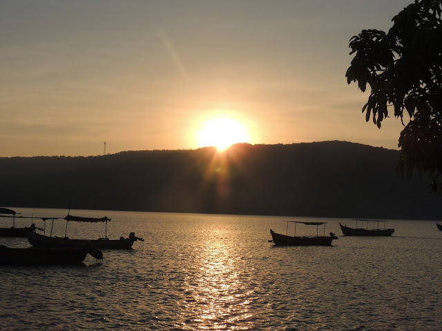 Sunrise at Devbagh