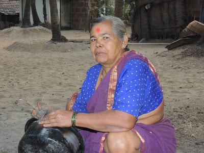 Koli Woman