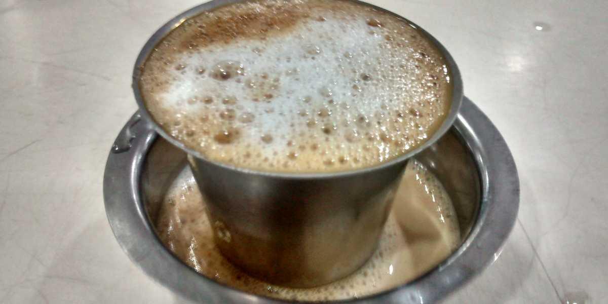 Vasanta Bhavan - Filter Coffee