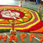 The Onam Sadya