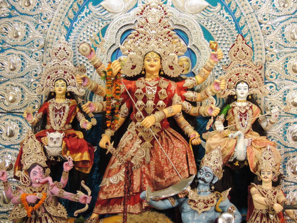 Durga Puja in Cuttack