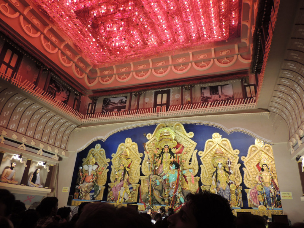 College Square Pandal