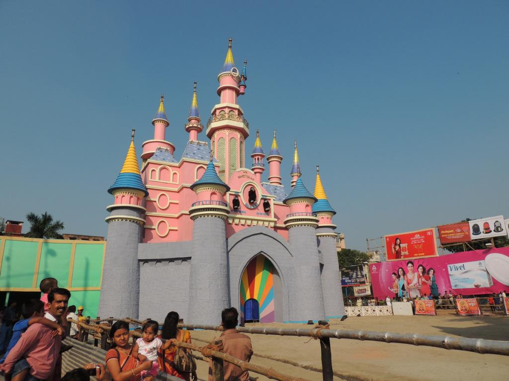 Disneyland Pandal