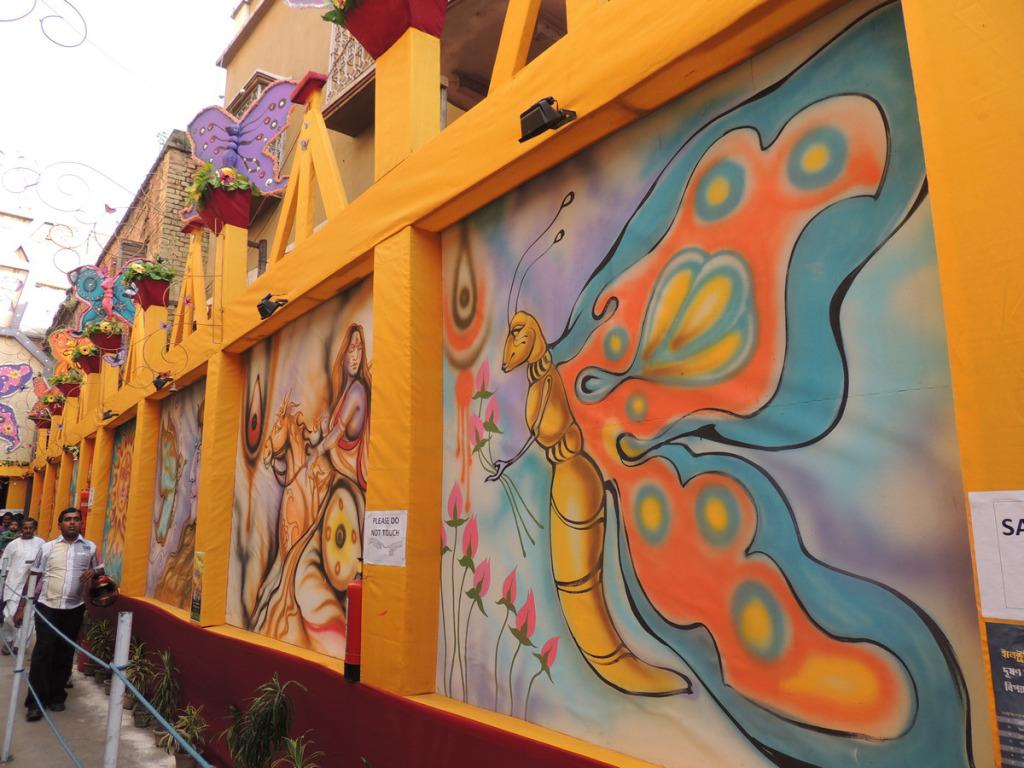 Butterfly Murals