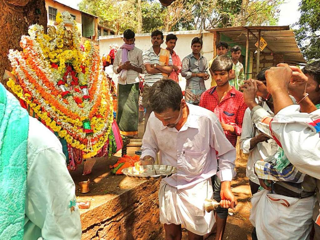 Kalahatti Festival Prayer