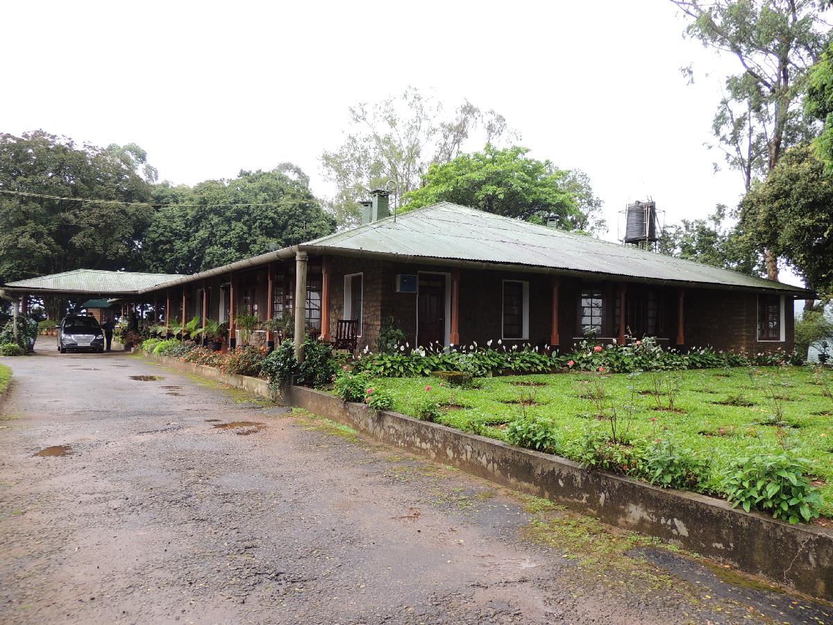Stanmore tea bungalow