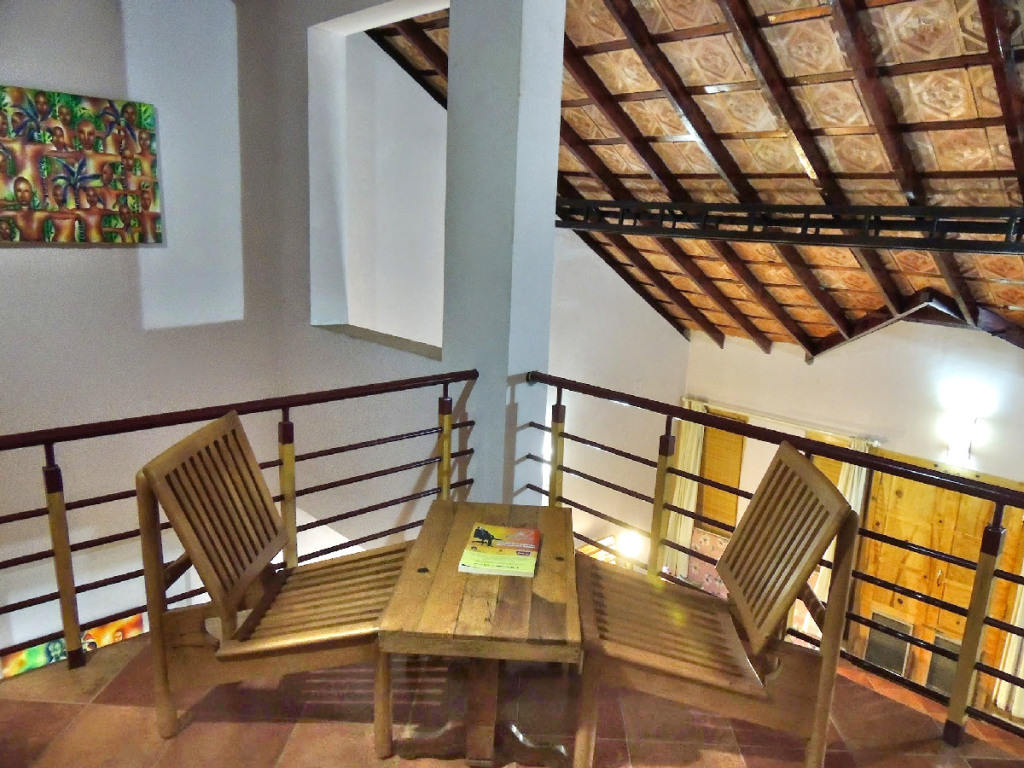 Pranavam Homestay Entrance