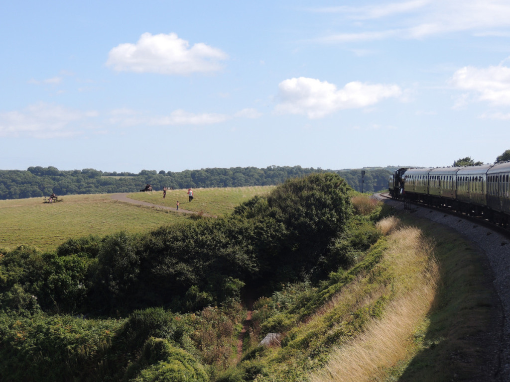 Steam Rail Experience