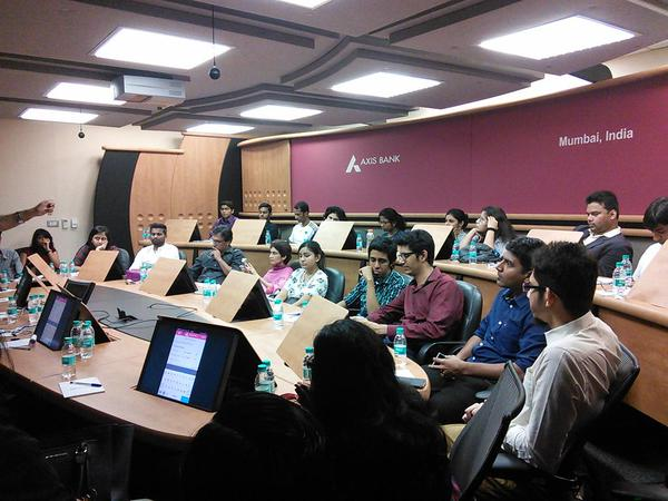 Axis Mobile App Meet