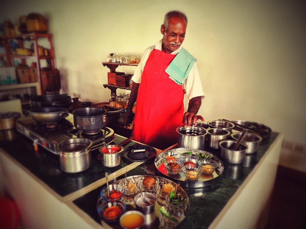 Chef Karrupiah