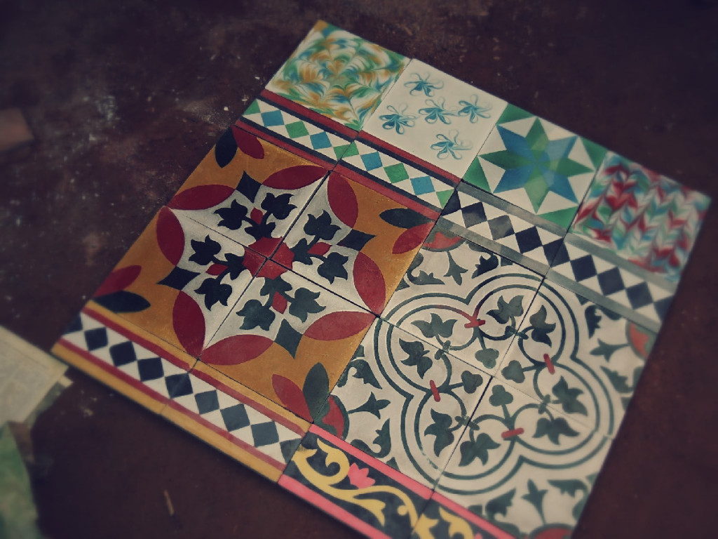 Chettinad Athangudi Tiles