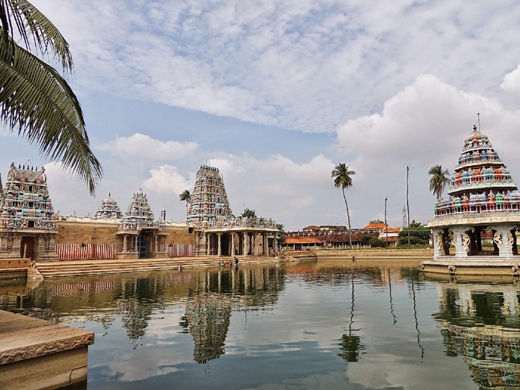 Temples of Chettinad