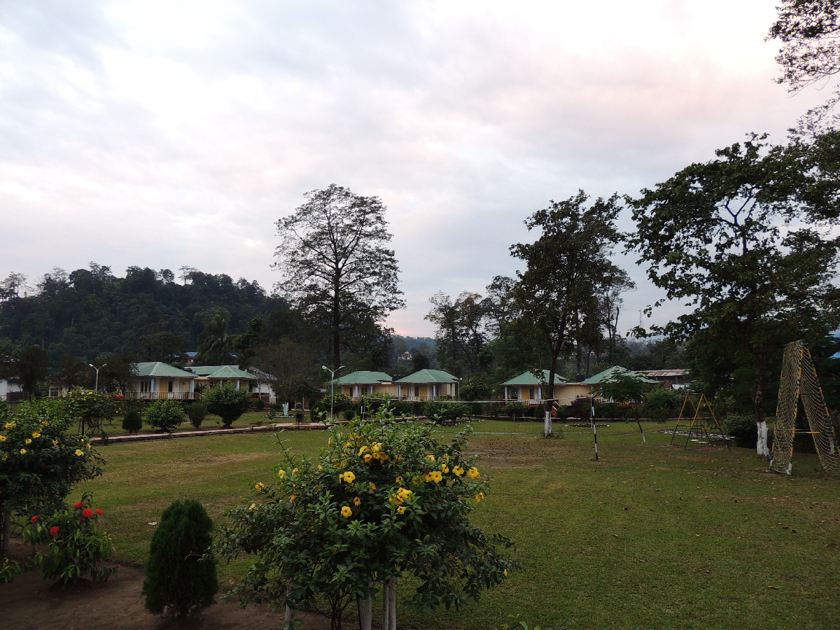 Park in Prashanti Lodge