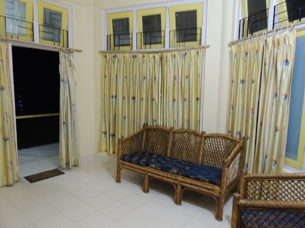 Prashanti Lodge Sitting Room
