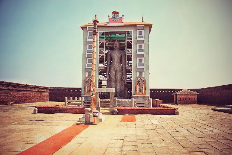 Gomateshwar-Bhaubali at Karkala