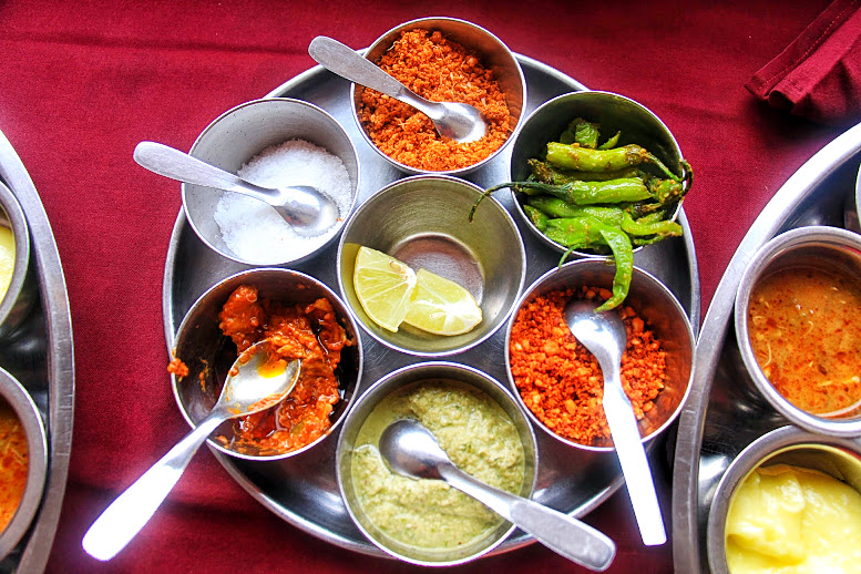 Maharashtrian Chutneys
