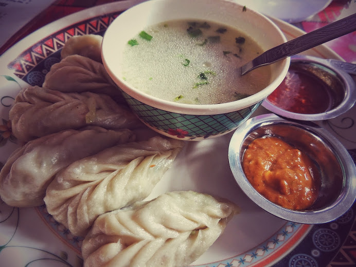 Momos at Tawang