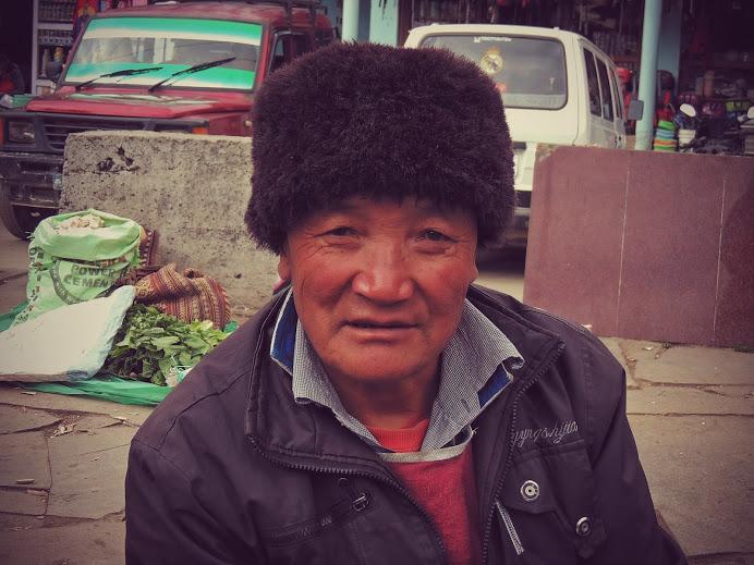 Tawang farmer