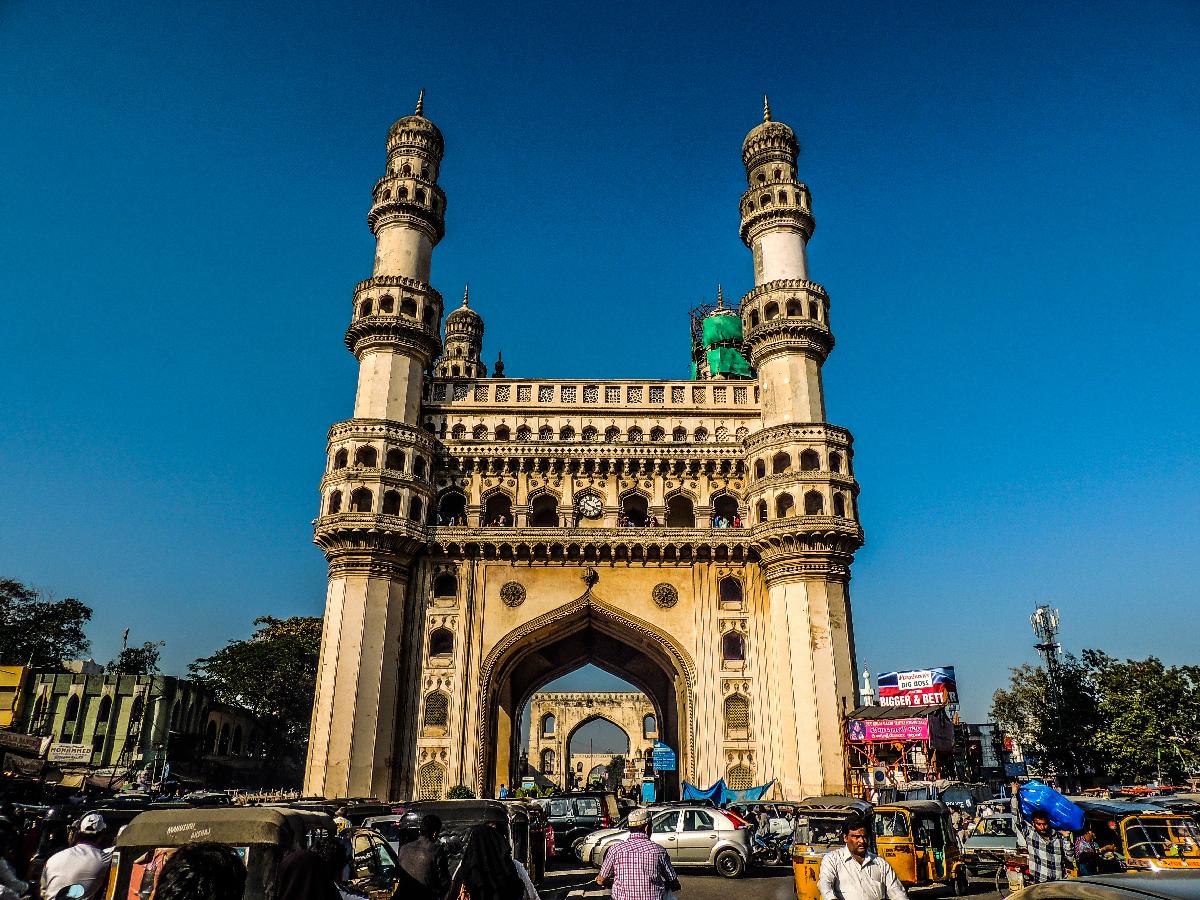 Hyderabad's Charminar