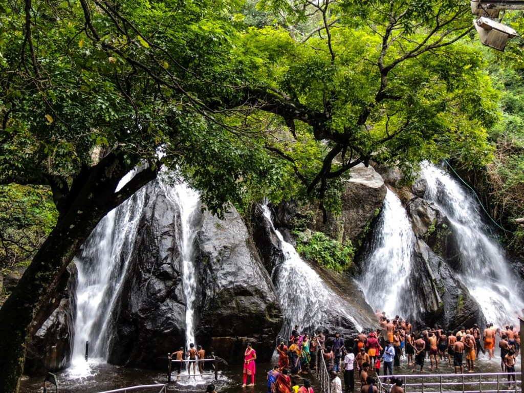 Five Falls Courtallam