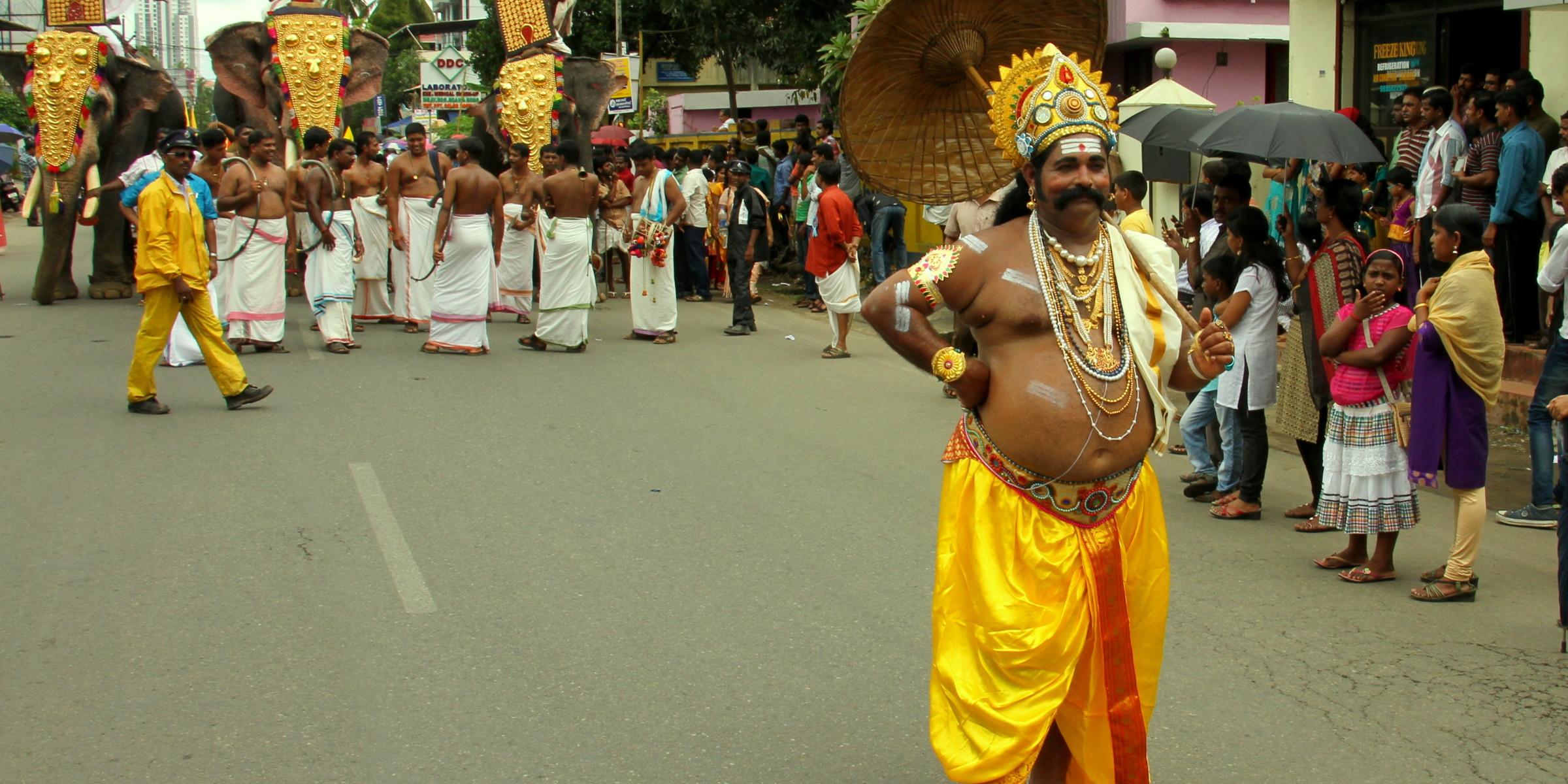 King Mahabali