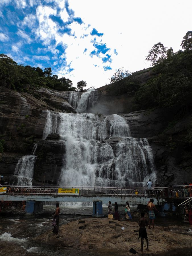 Main Falls Courtallam