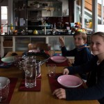 Cooking for a Tyrolean family in Innsbruck