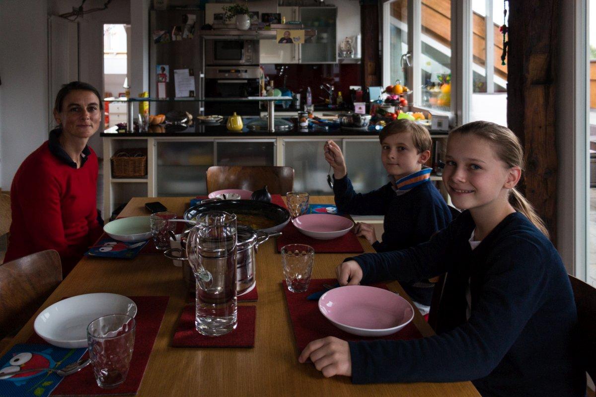 Dinner with Tyroleans in Innsbruck
