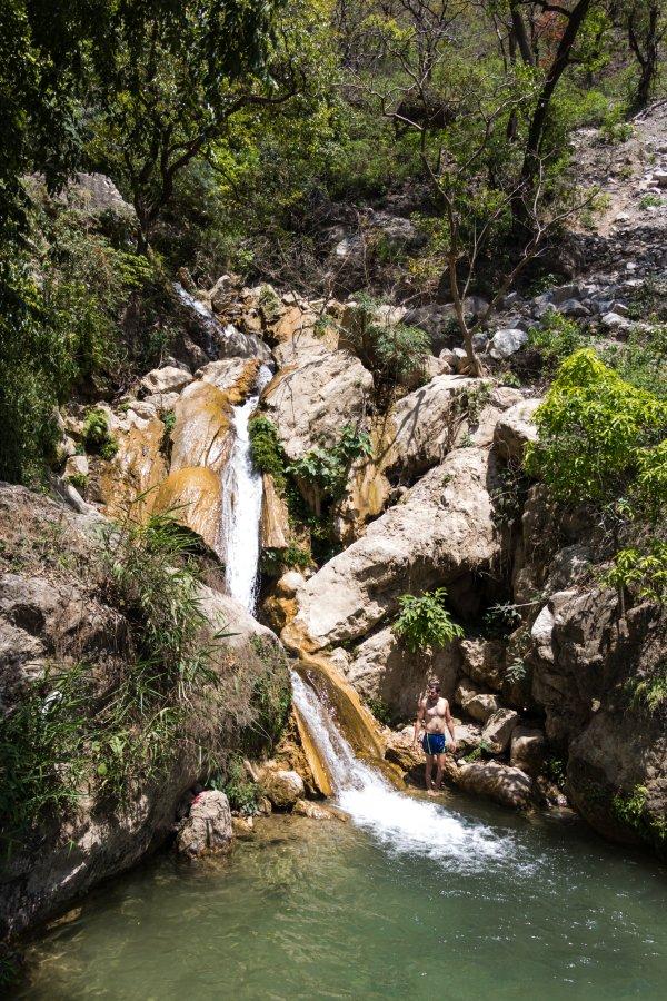Neergud Waterfalls Rishikesh