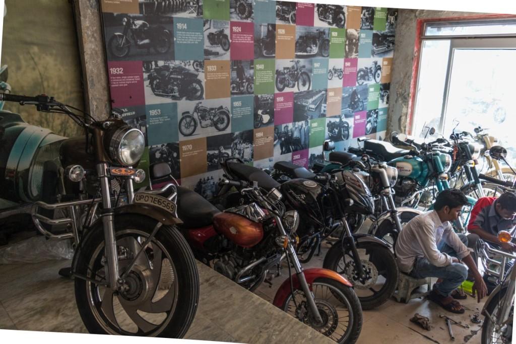 Ranjit Motorbike