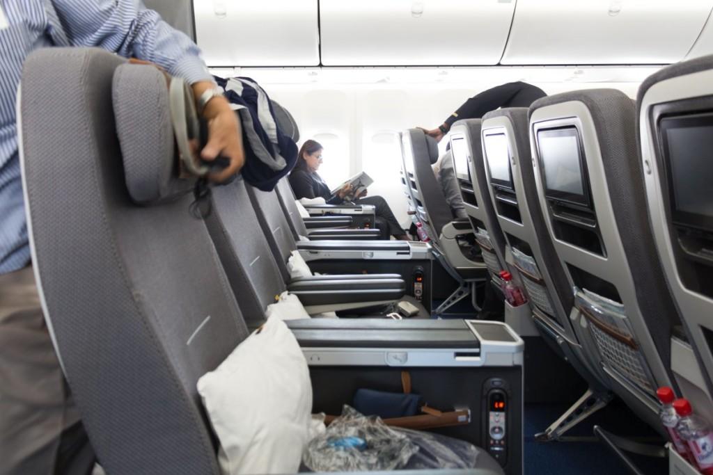 Premium Economy in Lufthansa