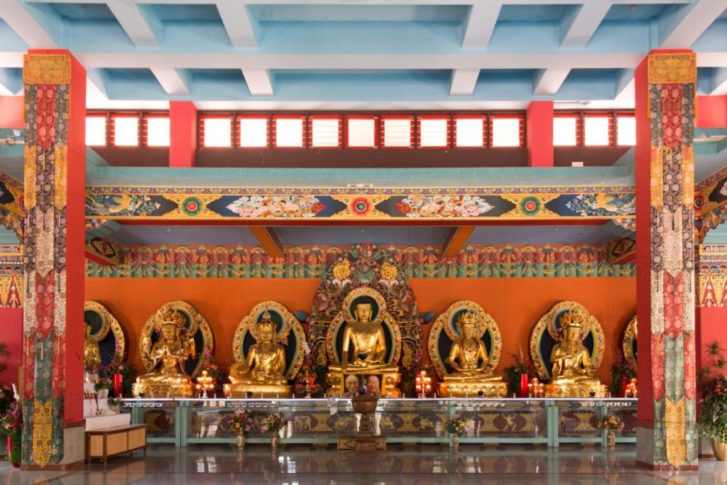 Bylakuppe Tibetan Monastery