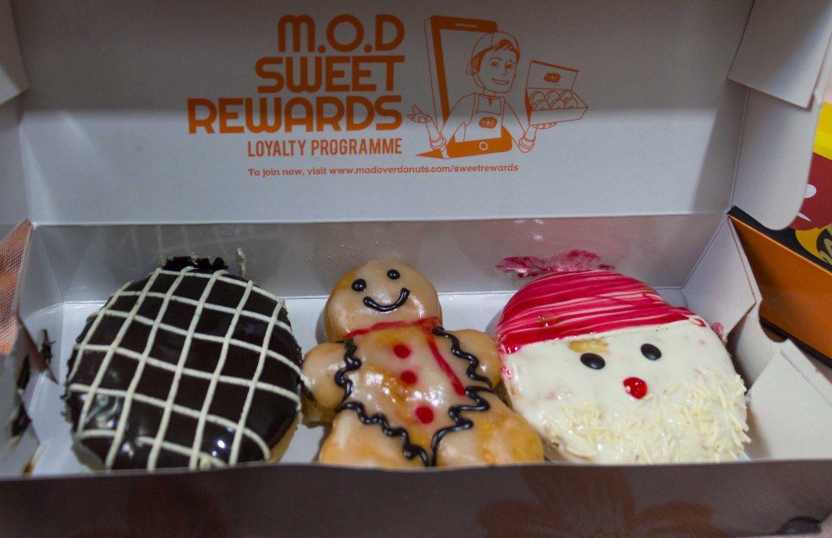 Christmas edition - MOD