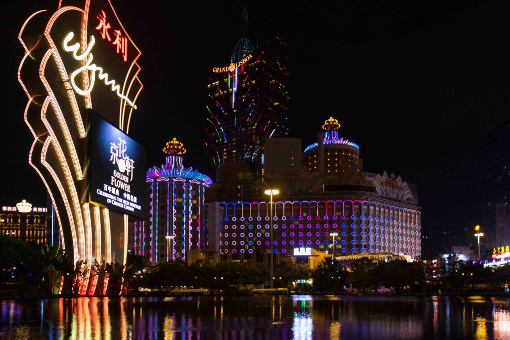 Hotels in Macau