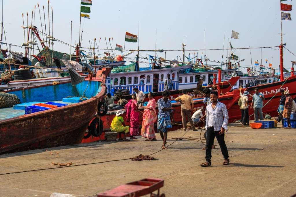 Mangalore Fishing Port