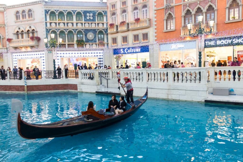 Venetian at Macau