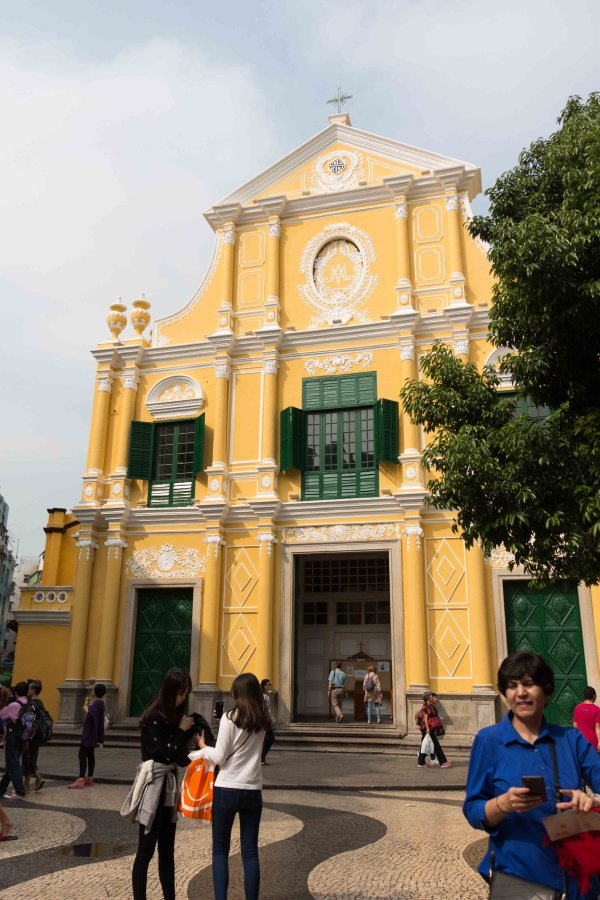 St. Dominic Church in Macau