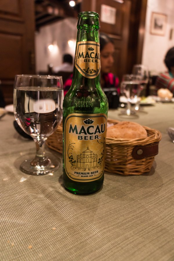 Local Macau Beer