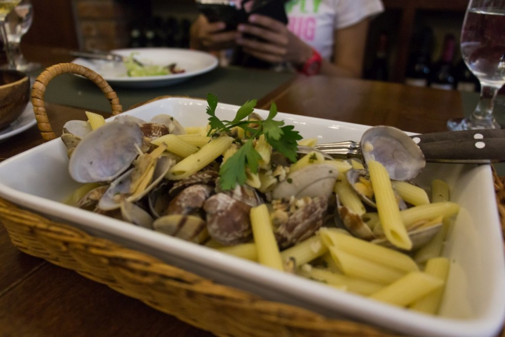 Italian specialities at Antica Trattoria
