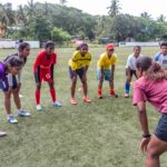 Indian girls kicking social stigma through football